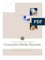 2009 Mobile Payments