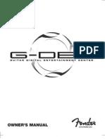 G DEC Manual