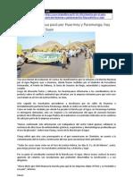 Marcha Del Agua - Noticias 03