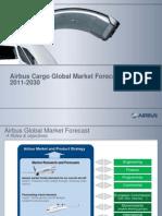 Airbus Cargo GMF 2011-2030 Presentation