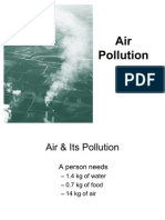 12 Air Pollution