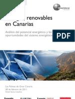 Programa Renovables Canarias