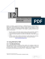 A First Course Infinite Elements Ch12 MATLAB
