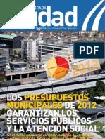 Revista Fuenlabrada Ciudad - Febrero 2012
