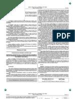 Decreto per cápita 2012