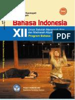 Buku Bahasa Indonesia SMA