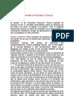 Entrevista a f Tonucci