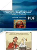 Explicacion Curriculo Malla- Oswaldo Achury 2012