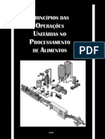 Operações Unitárias Indústria Alimentos