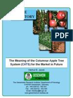 Descrierea soiurilor columnare