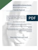 Carta Vigília