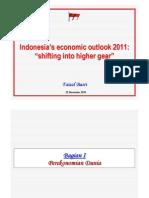 IndonesiasEconomicOutlook2011