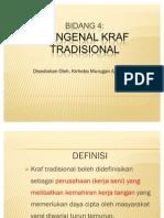 Mengenal Kraf Tradisional Complete