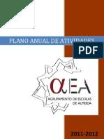 Plano Anual de Atividades 2011-12