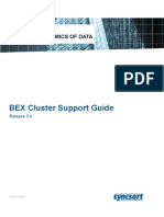 Cluster Support