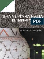 Shipibo-Conibo Art Exhibition - 'Una Ventana Hacia El Infinito' at the ICPNA, Lima Peru in  2002