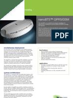 NanoBTS Datasheet 240105