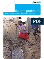 The Sanitation Problem