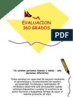 EVALUACION 360 GRADOS
