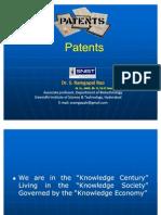 3 Patents