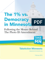 1% vs Democracy Report