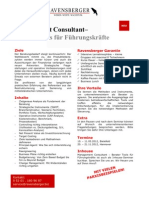 Management Consultant – Berater Tools für Führungskräfte