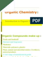 11) Organic Chemistry