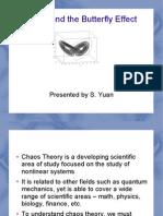 Chaos Presentation