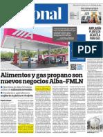 Alimentos y Gas Nuevo Negocio