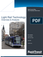 Light Rail Technology