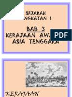 sejarah Bab 3 tingkatan 1  -maritim