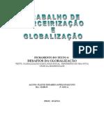 FICHAMENTO DO TEXTO 4-desafios da globalização