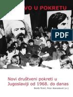 28300641-Drustvo-u-pokretu-novi-društveni-pokreti-u-Jugoslaviji-od-1968-do-danas-zbornik-radova