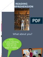 Reading Comprehension Introduction