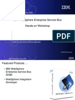 Websphere Esb Hands on Workshop