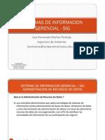 4. Sig Admin is Trac Ion de Datos