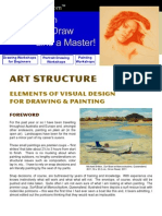 Art Structure - Lesson 1 - Means of Drawing and Painting