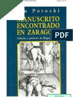 Potocki Jan - Manuscrito Encontrado en Zaragoza