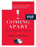 Coming Apart by Charles Murray - Excerpt