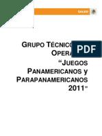 Panamericanos y Parapanamericanos