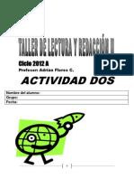 Actividad Dos TLR2