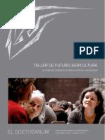 Resumen Congreso Agricultura mica Dornah Suiza 2011