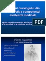 istoricul nursingului