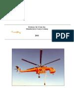 2011 S64 Training Catalogue