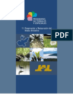 11. Preservacion y Restauracion Del Medio Ambiente14sep11 v0.4