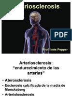 diapositivas de arterioesclerosis