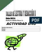 Actividad Uno TLR2
