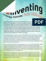 Reinventing Energy Futures