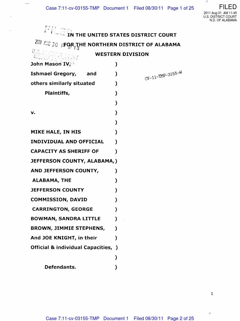 Jeffco Jail Suit | Prison | United States Constitution