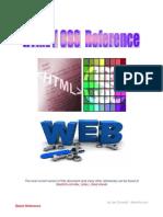 HTML-CSS Reference - Jan Zumwalt
